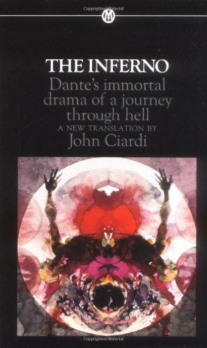The Divine Comedy: Volume 1: The Inferno: Dante Alighieri