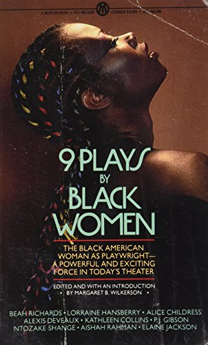 9780451628206: Nine Plays by Black Women