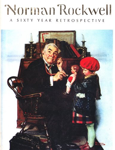 9780451799609: Norman Rockwell: A Sixty-Year Retrospective