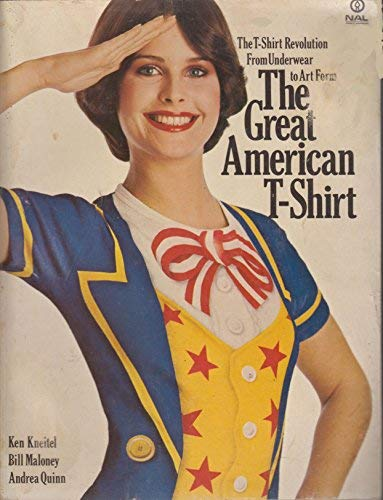 The Great American T-Shirt: kneitel, ken