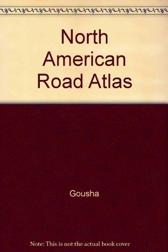 9780451820730: North American Road Atlas 1983