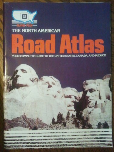 9780451821003: North American Road Atlas 1985