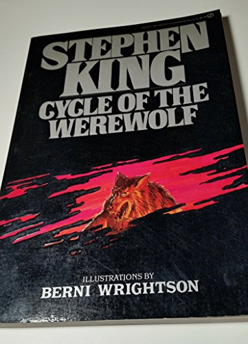 BERNI WRIGHTSON SIGNED TV GUIDE COLLECTOR'S COVER: King, Stephen