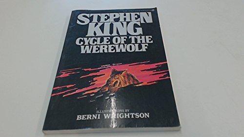 9780451821119: Cycle of the Werewolf (Signet)