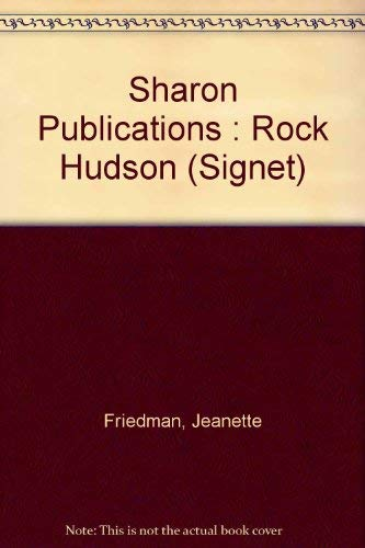 Rock Hudson: Sharon Publications Staff;