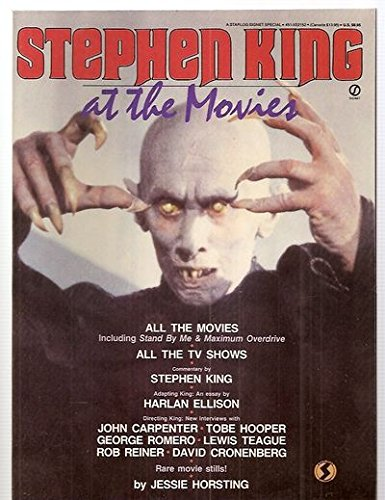9780451821522: Stephen King at the Movies