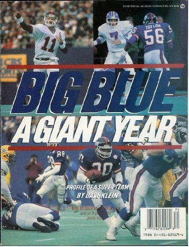 9780451821690: Big Blue Giant Year