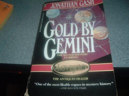 9780451821850: Gold by Gemini (Lovejoy Mystery)