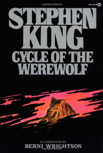 9780451822192: Cycle of the Werewolf (Signet)