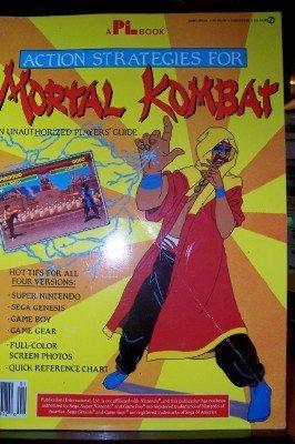 Action Strategies for Mortal Kombat: Consumer Guide editors