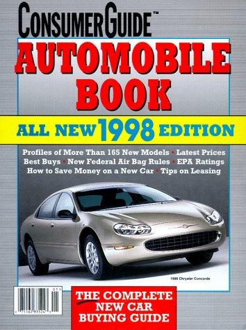 Automobile Book 1998: Consumer Guide editors