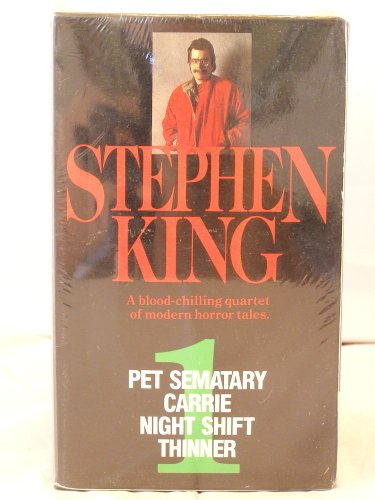 9780451922977: Stephen King 1: Pet Semetary, Carrie, Nightshift, Inner