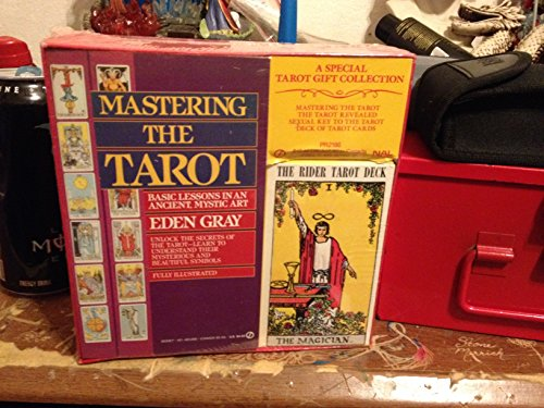 A Special Tarot Gift Collection: The Tarot Revealed, Mystical Tarot, Mastering the Tarot: Gray, ...