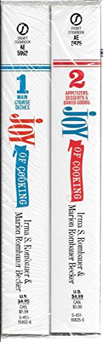 9780451925114: Joy of Cooking boxed set
