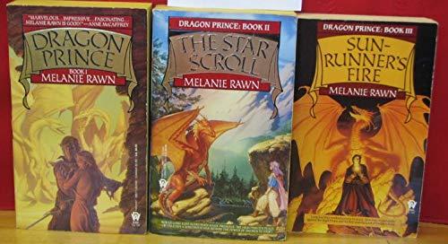 9780451925145: Dragon Prince / The Star Scroll / Sunrunner's Fire