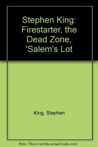 9780451931399: Stephen King: Firestarter, the Dead Zone, 'Salem's Lot