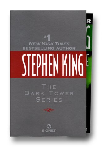 9780451935540: The Dark Tower (Books 1-3): The Gunslinger / The Drawing of the Three / The Waste Lands