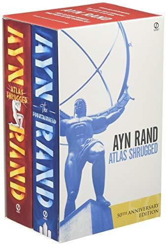 9780451947673: Ayn Rand: Atlas Shrugged/ The Fountainhead