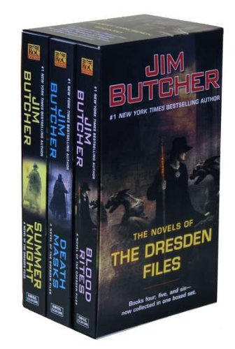 9780451949097: Jim Butcher Box Set #2 (Dresden Files)