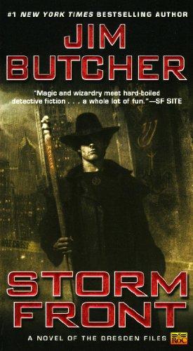 9780451949615: Jim Butcher Box Set (Dresden Files)