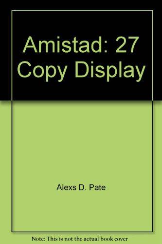 9780451984586: Amistad: 27 Copy Display