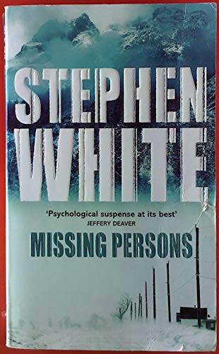 Missing Persons 18-Copy Floor Display (0451994655) by White, Stephen