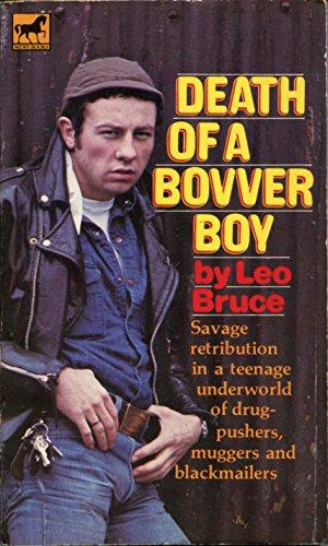 9780452000513: Death of a Bovver Boy