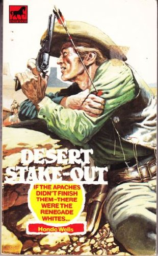 9780452000575: Desert Stake-out