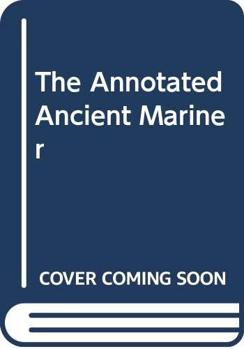 9780452002401: Annotated Ancient Mariner