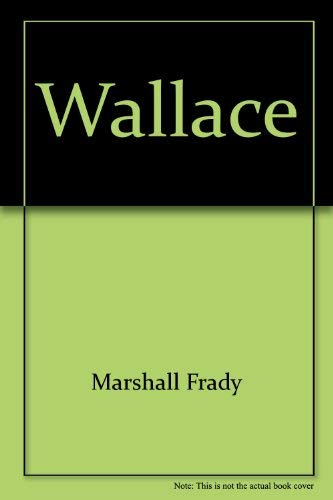 Wallace (045200442X) by Marshall Frady