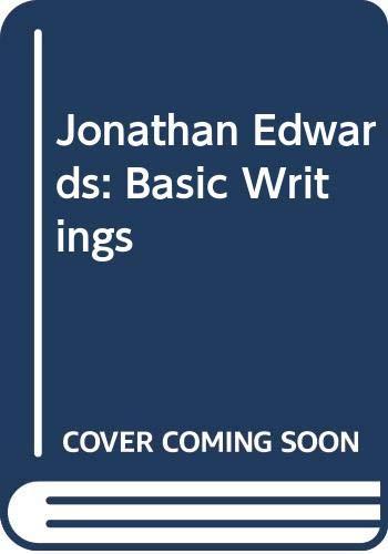 9780452004894: Jonathan Edwards: Basic Writings