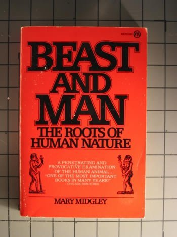 9780452005297: Beast and Man