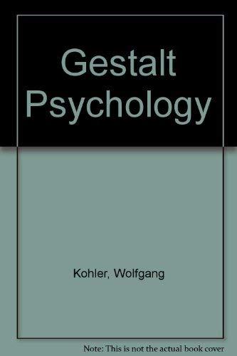 9780452005310: Title: Gestalt Psychology