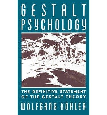 9780452005310: Gestalt Psychology