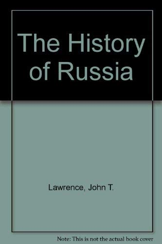 9780452006089: The History of Russia