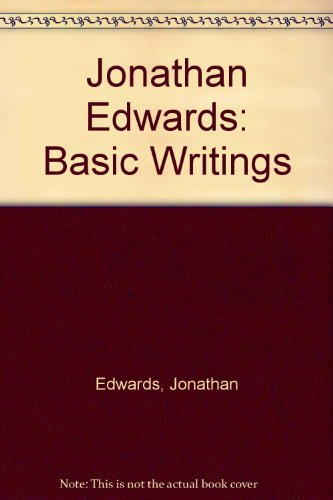 9780452007246: Jonathan Edwards: Basic Writings