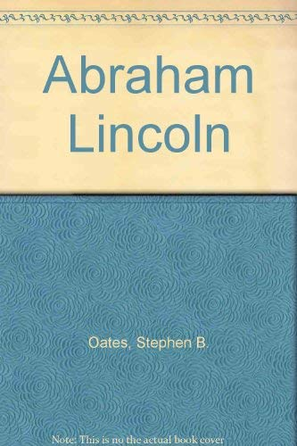 9780452007345: Abraham Lincoln