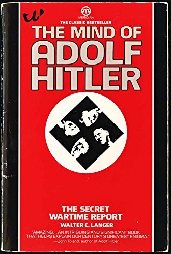 9780452007406: The Mind of Adolf Hitler