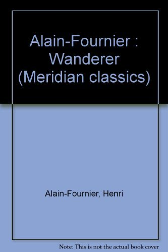 9780452007543: The Wanderer (Meridian classics)