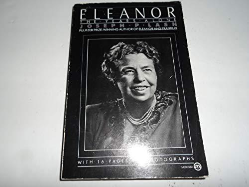 Eleanor : The Years Alone: Lash, Joseph P.;