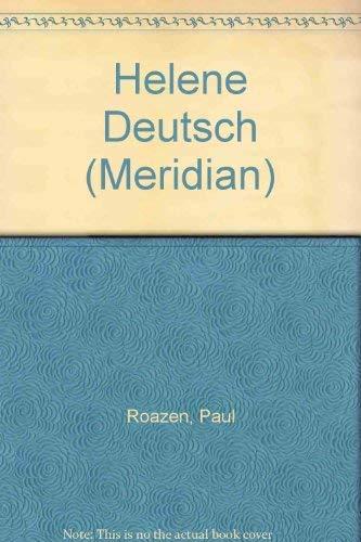 9780452008038: Helene Deutsch