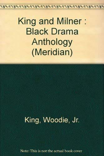 9780452008069: Black Drama Anthology (Meridian)
