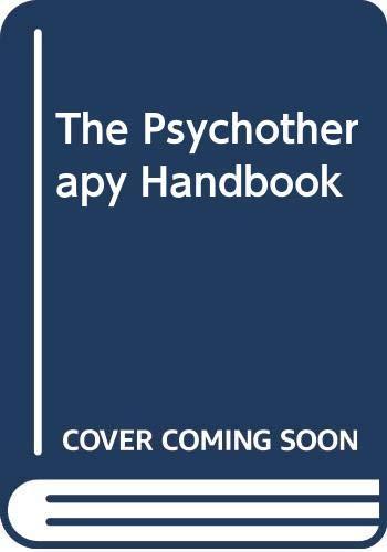 9780452008328: The Psychotherapy Handbook (Meridian)