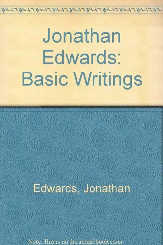 9780452008366: Jonathan Edwards: Basic Writings
