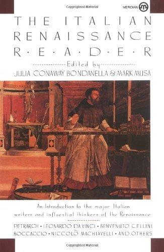9780452008731: The Italian Renaissance Reader (Meridian)