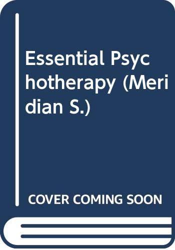 9780452008847: Essential Psychotherapies