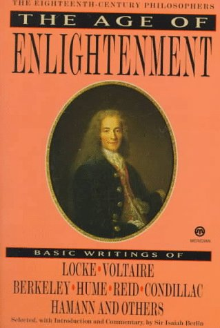 enlightment the age of vanity a comparison of the popes and voltaires perspectives