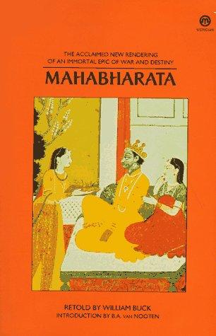 Mahabharata: Anonymous