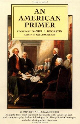 9780452009226: An American Primer
