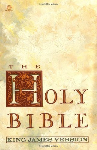 9780452009240: Holy Bible, King James Version (Meridian)